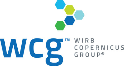 WCG Logo (PRNewsFoto/WCG) (PRNewsFoto/WCG) (PRNewsFoto/WCG) (PRNewsFoto/WCG)