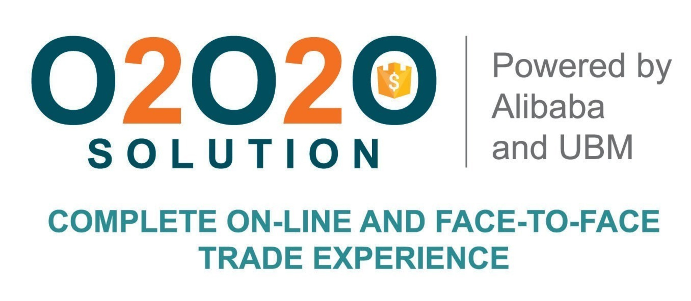 SIGN & LED CHINA Show Opens with the Launch of Alibaba B2B and UBM's 'O2O2O Solution'