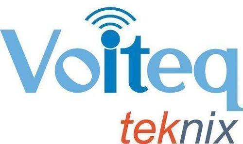 Voiteq Teknix Logo