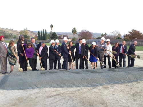Gilbane Begins Construction on San Jose Evergreen Community College Extension in Partnership with