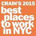 SiteCompli named a Crain's Best Place to Work in NYC for second year in a row