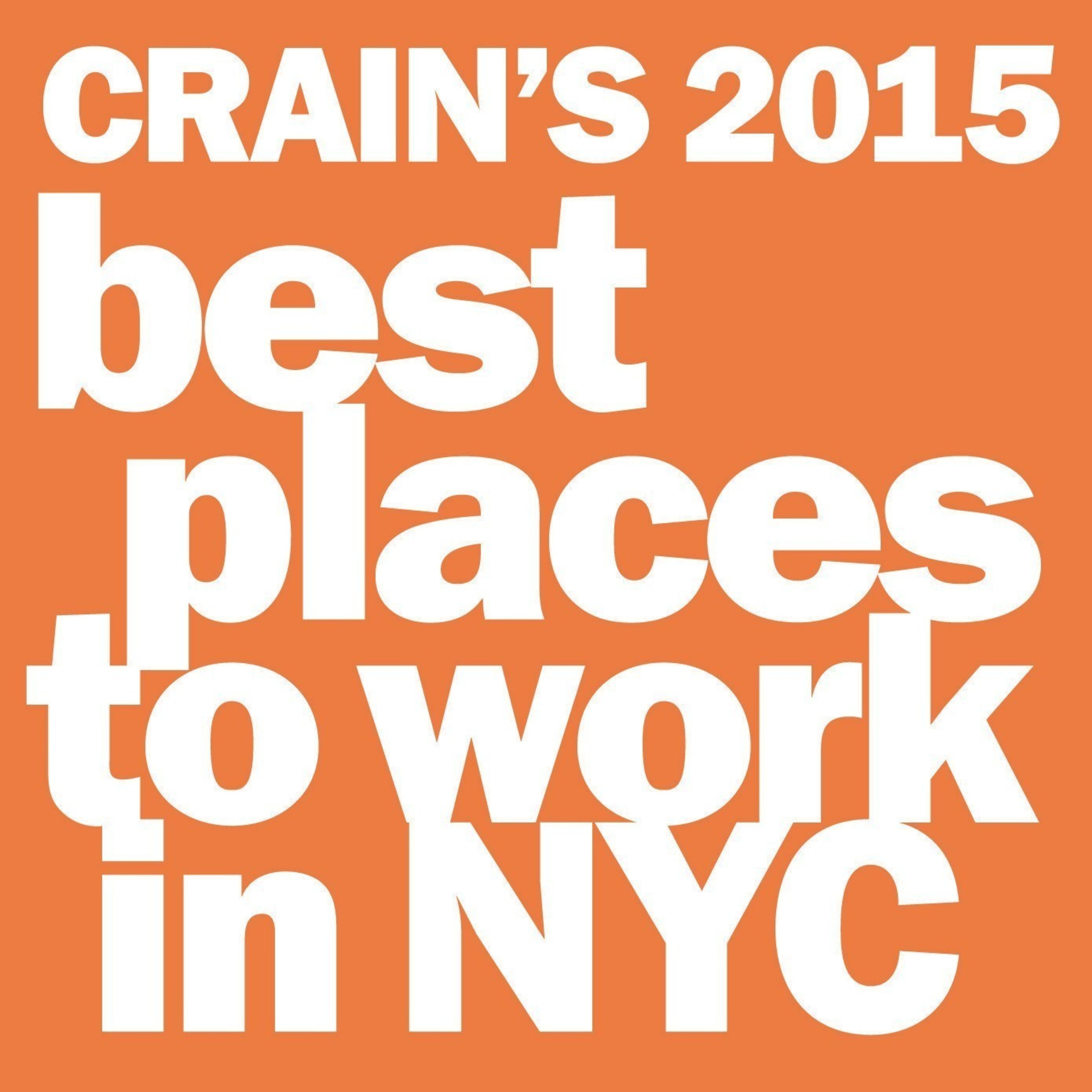SiteCompli Named a 'Best Place to Work in New York City' for Second Year in a Row by Crain's New York Business