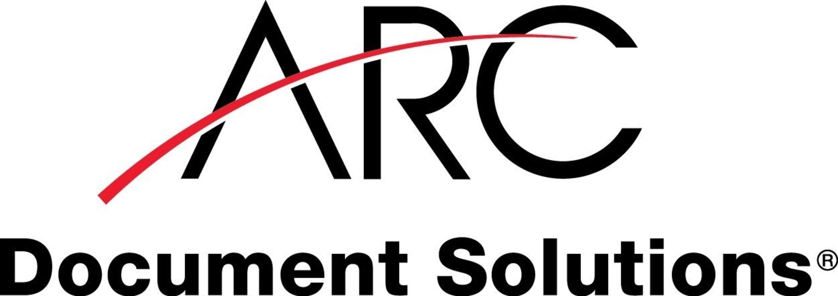 Logo (PRNewsFoto/ARC Document Solutions)