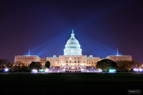 2012 presidential elections and the real estate market.  (PRNewsFoto/RealtyPin)