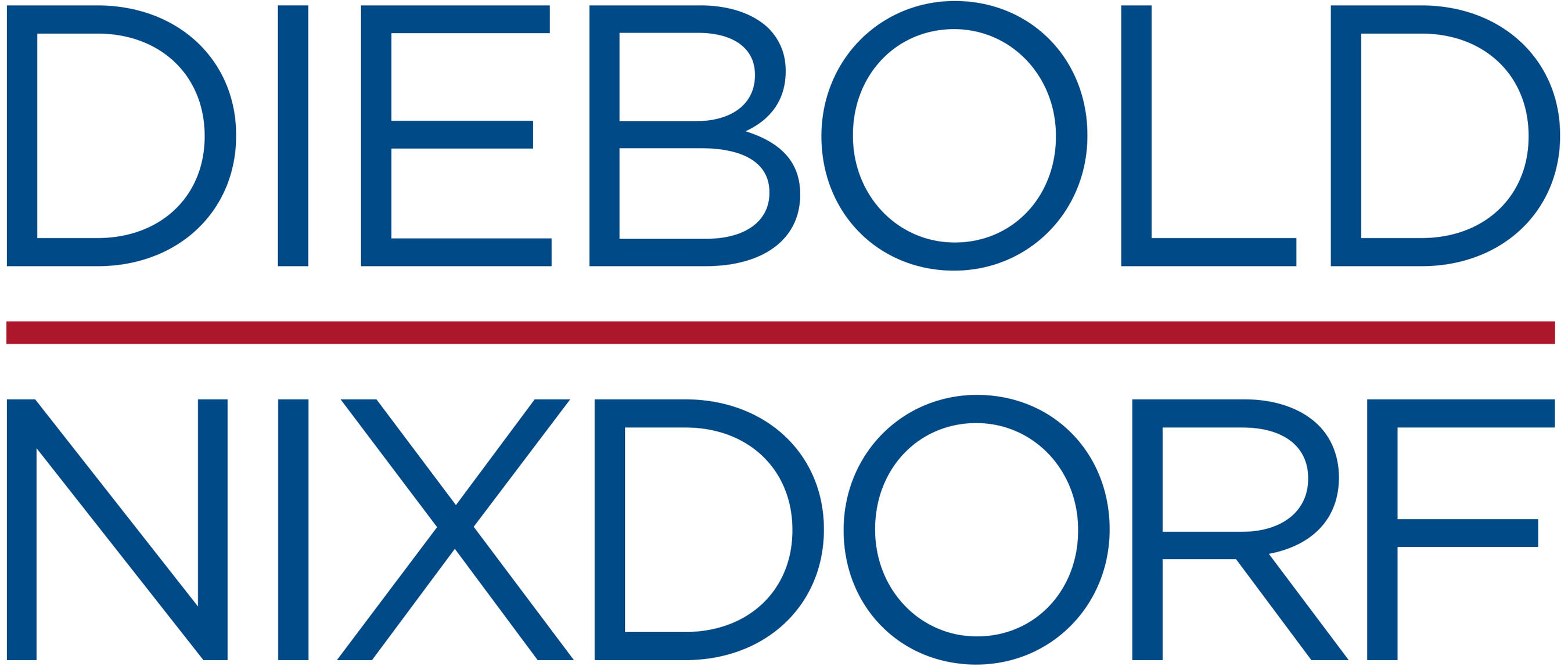 Diebold, Incorporated logo.