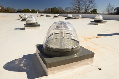 Velux commercial skylight selection provides choices for for Sun tunnel light