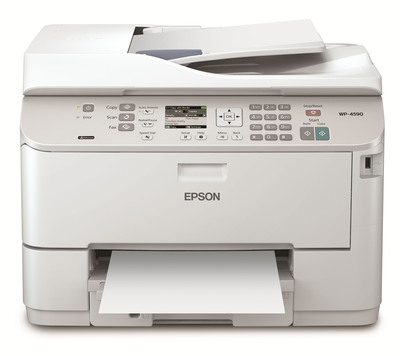 Epson WorkForce Pro C Series Printers Win Gold in Best in Biz Awards 2012.  (PRNewsFoto/Epson America)