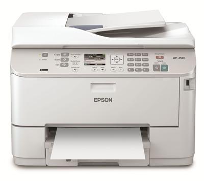 Epson WorkForce Pro C Series Printers Win Gold in Best in Biz Awards 2012.  (PRNewsFoto/Epson America)