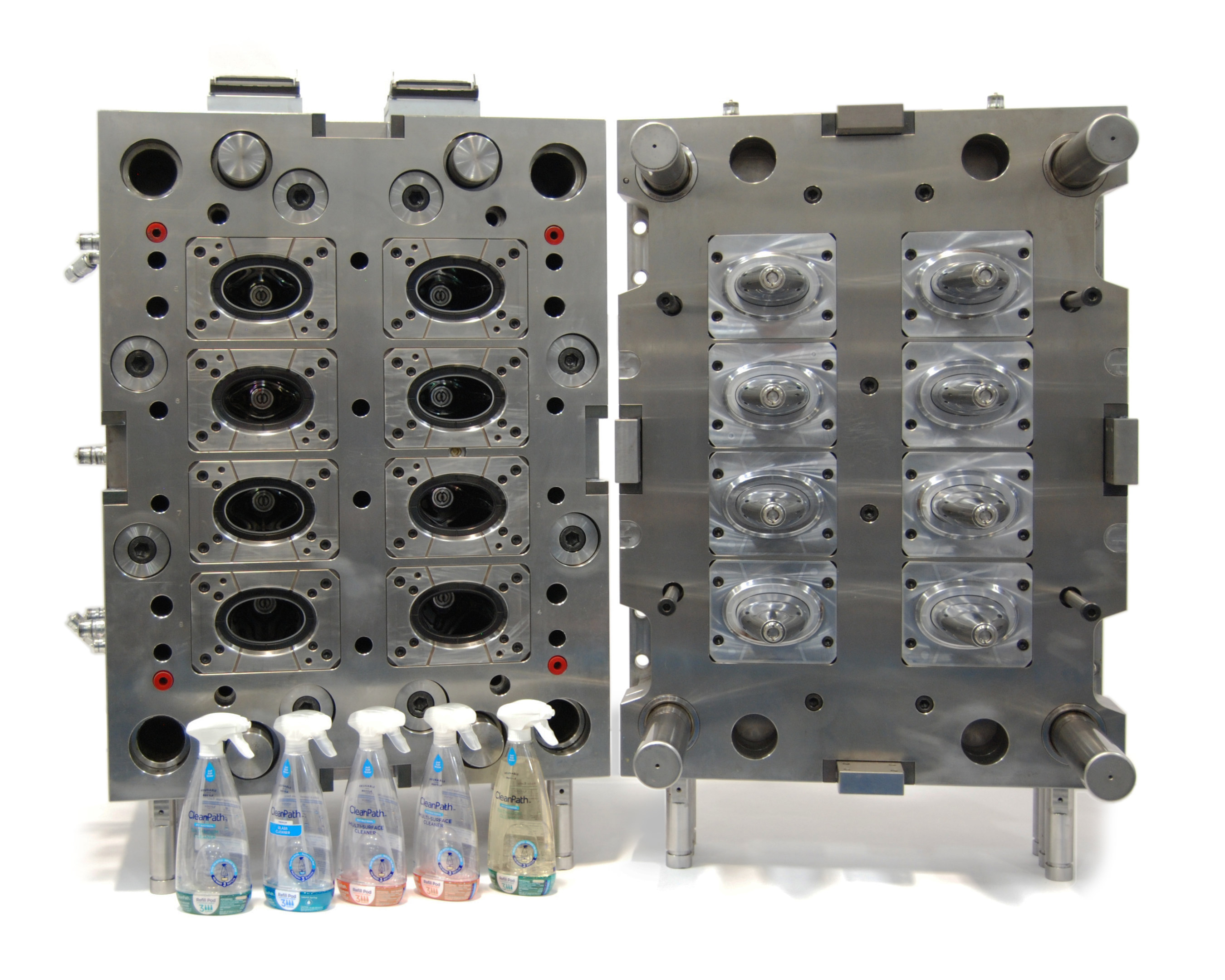 R&D/Leverage® Injection Mold Making Services Selected by the
