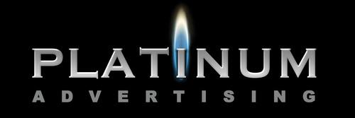 The Platinum Advertising logo. (PRNewsFoto/Platinum Advertising, LLC) (PRNewsFoto/PLATINUM ADVERTISING, LLC)