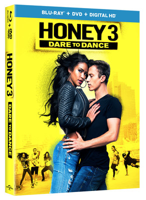 From Universal Pictures Home Entertainment: Honey 3