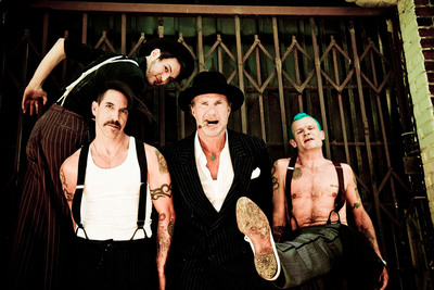 Red Hot Chili Peppers Will Ring In 2013 At The Cosmopolitan Of Las Vegas At An Intimate New Year's Eve Performance