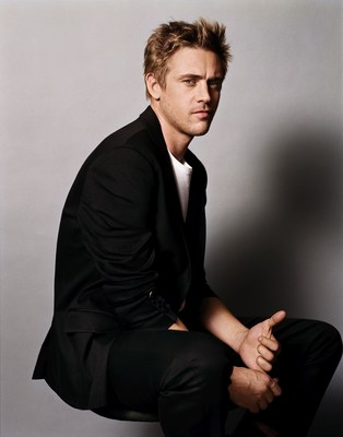 BOYD HOLBROOK TO BE THE FACE OF DIESEL'S NEW UPCOMING FRAGRANCE FOR MEN (PRNewsFoto/Diesel Fragrances)