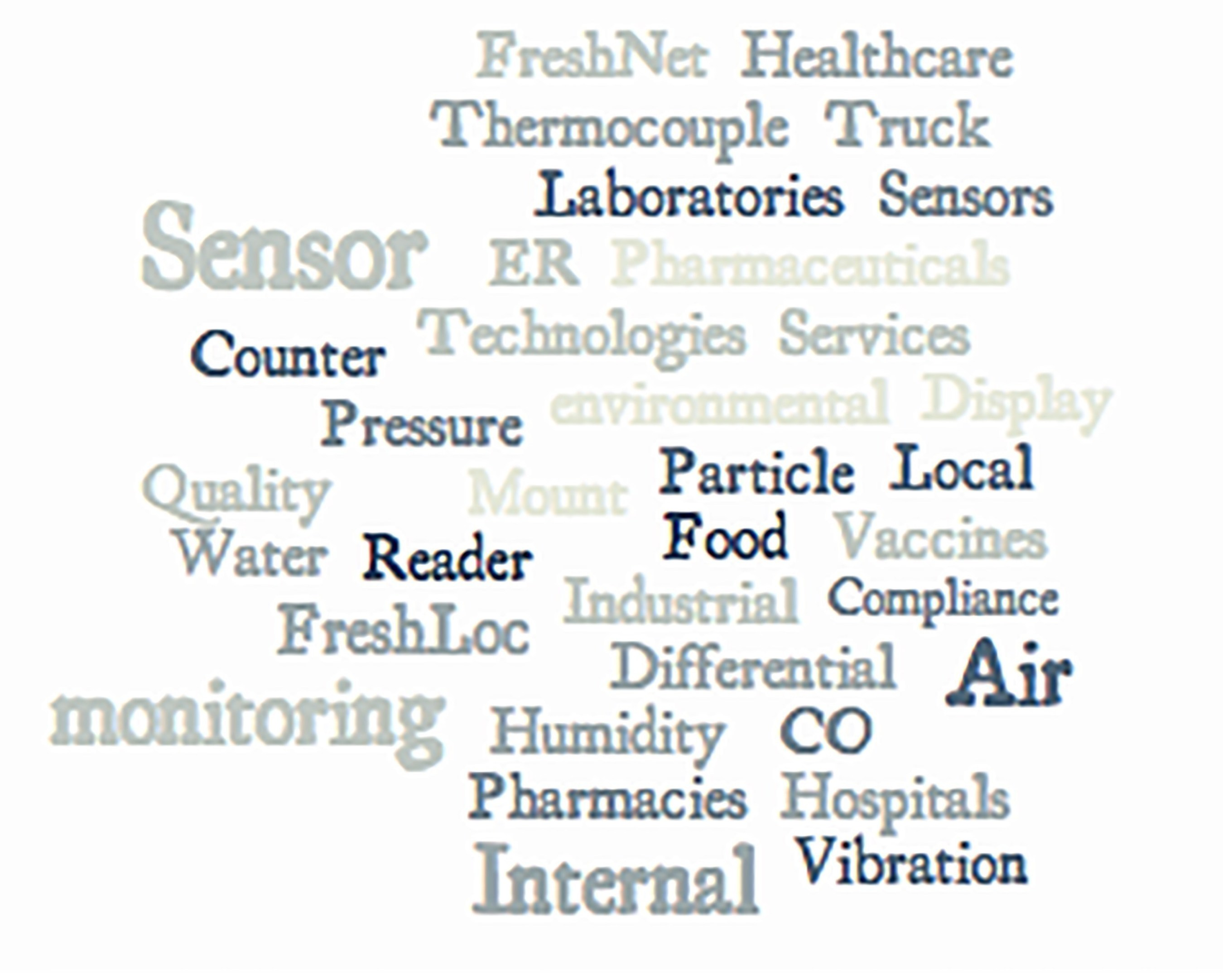 FreshLoc Technologies, Inc. temperature monitoring since 1999 for the healthcare industry including hospitals, pharmacies, laboratories, blood banks, surgery centers, ORs, ERs, clinics, oncology centers, imaging centers, kitchens and more. Helping health care facilities comply with regulations used for auditing by the Joint Commission for the Accreditation of Healthcare Organizations.