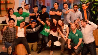 Procurify team (PRNewsFoto/Procurify)