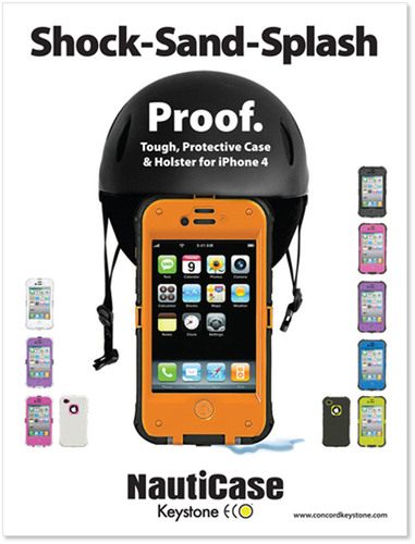 NautiCase by Keystone ECO Offers Rugged Protection for iPhone
