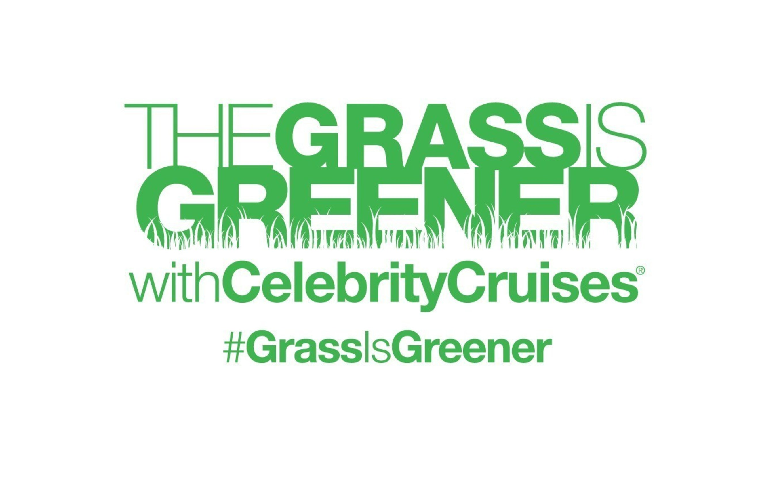 The Grass is Greener with Celebrity Cruises