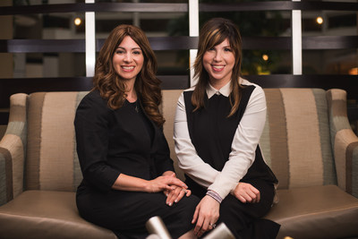 Deborah Shapiro, vice president of marketing and operations (left), joins Jamie Geller, founder, CEO, and chief creative officer (right), at Kosher Media Holdings LLC, which is an integrated multimedia marketing company and the parent company of JOYofKOSHER.com and the award-winning JOY of KOSHER with Jamie Geller magazine.
