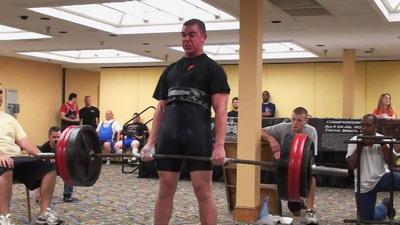 Troy Kay: World Deadlifting Champion.  (PRNewsFoto/Scott Kay, Inc.)