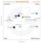 G2 Crowd announces Winter 2015 rankings of the best search advertising platforms, based on user reviews