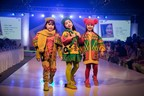 """Color Dream"" Winning collection from Kids Fashion Design Contest at Cool Kids Fashion Shanghai 2014"