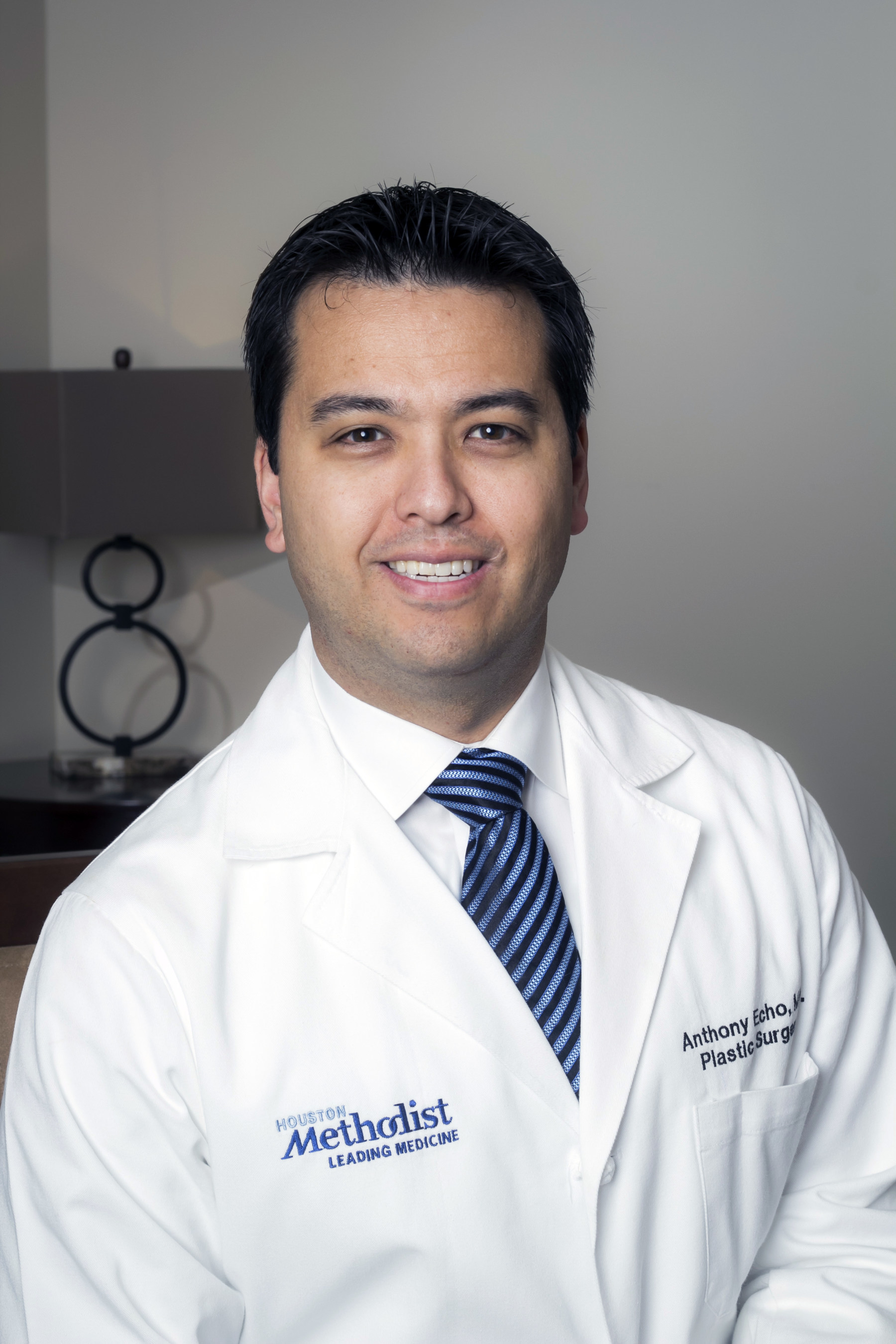 Dr. Anthony Echo, plastic and reconstructive surgeon will provide discounted facial rejuvenation consultations on August 10, 2016, at Houston Methodist Willowbrook Hospital.