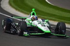 Gas Monkey Energy To Sponsor Sage Karam At The 100th Indy 500 in The No. 24 DRR-Kingdom. Photo by Jasen Vinlove.