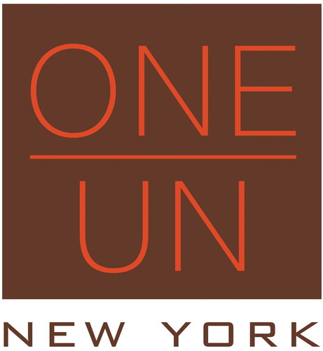 ONE UN New York logo.  (PRNewsFoto/Millennium Hotels and Resorts)
