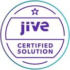 Jive Certified Technology Partner Program
