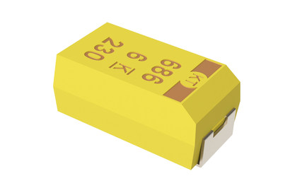 The KEMET T540 and T541 Commercial-Off-the-Shelf (COTS) Series are the only polymer electrolytic capacitors available today with failure rate options defined by the new KO-CAP Reliability Assessment method.