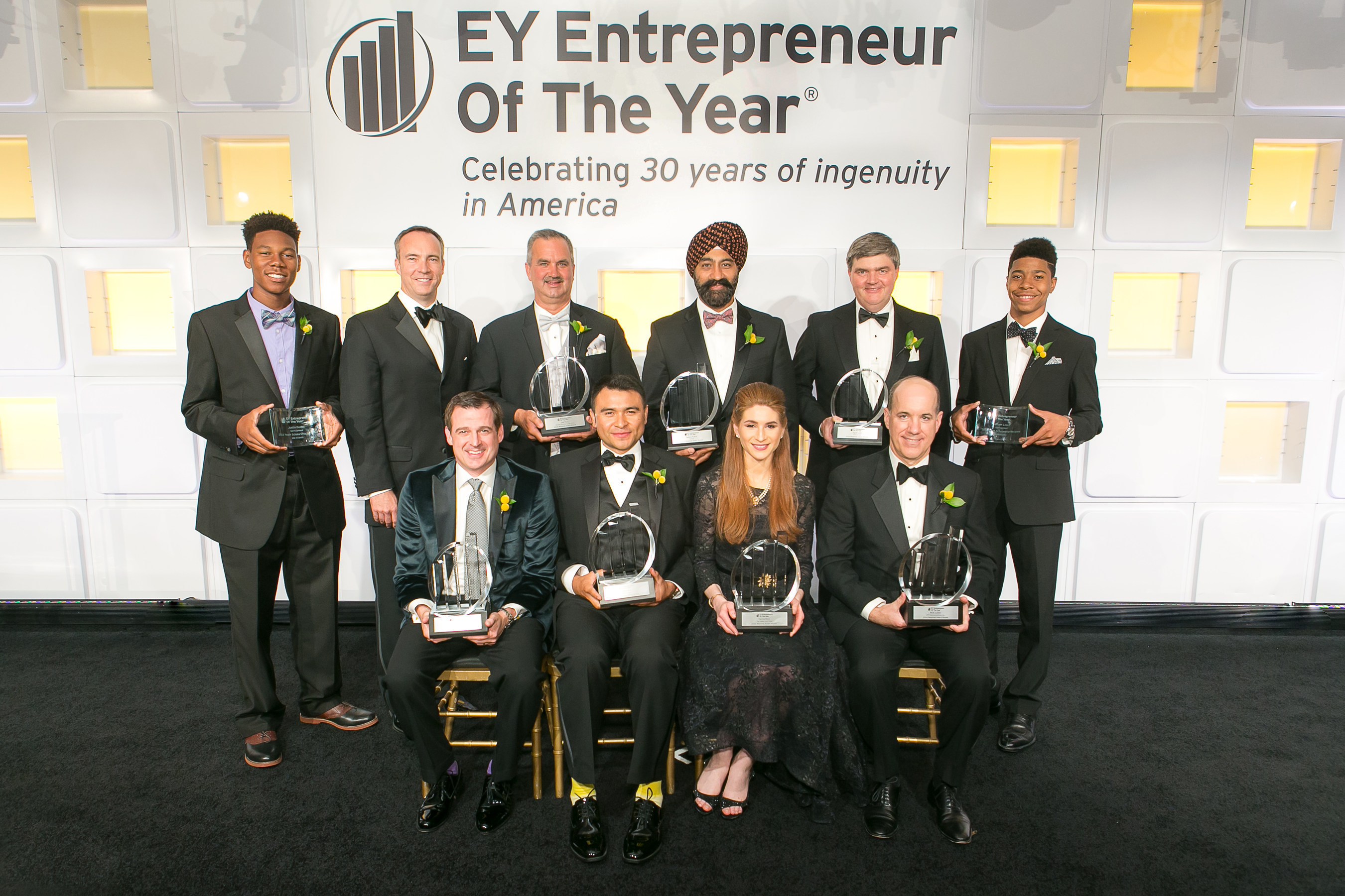 Global Good Fund Co-Founder & CEO, Carrie Rich, named EY Entrepreneur Of The Year(R) 2016 Social Responsibility Award winner in Mid-Atlantic
