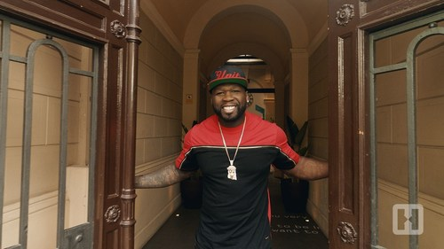 50 Cent - Welcome to the hostel (PRNewsFoto/Hostelworld)