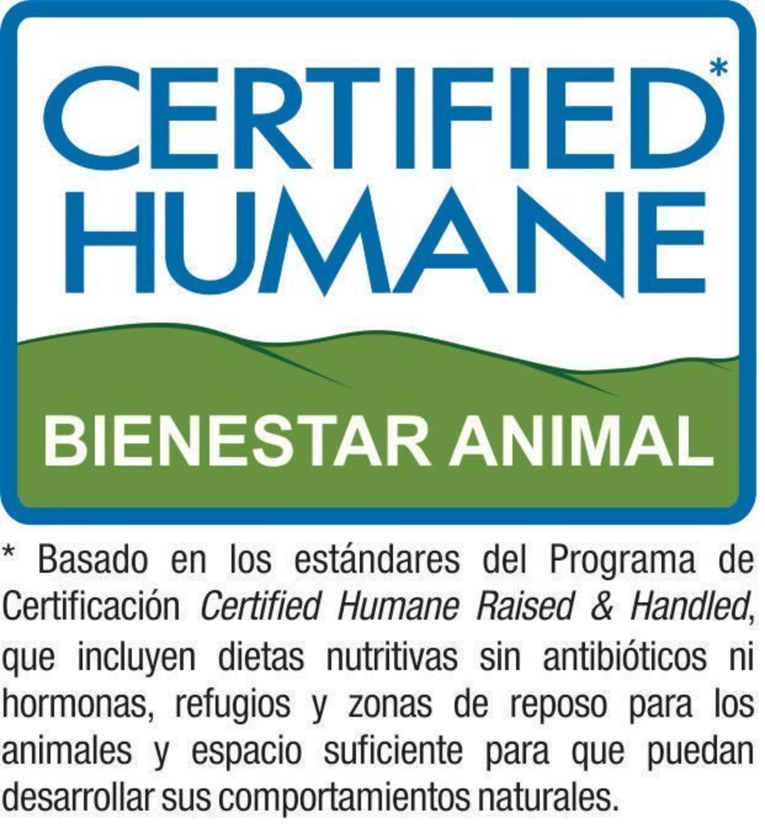 Certified Humane - Spanish
