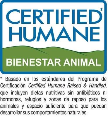 Certified Humane - Spanish (PRNewsFoto/Humane Farm Animal Care)