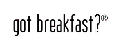 got breakfast? logo. (PRNewsFoto/got breakfast? Silent Hero Grant Program)