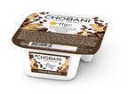 Chobani Flip features tasty Greek Yogurt paired with exciting, inspired, natural mix-ins. Beginning this month, fans can enjoy a delicious snack break with new members of the Flip family including Coffee Break Bliss (Coffee low-fat yogurt with decadent biscotti pieces and chocolate)