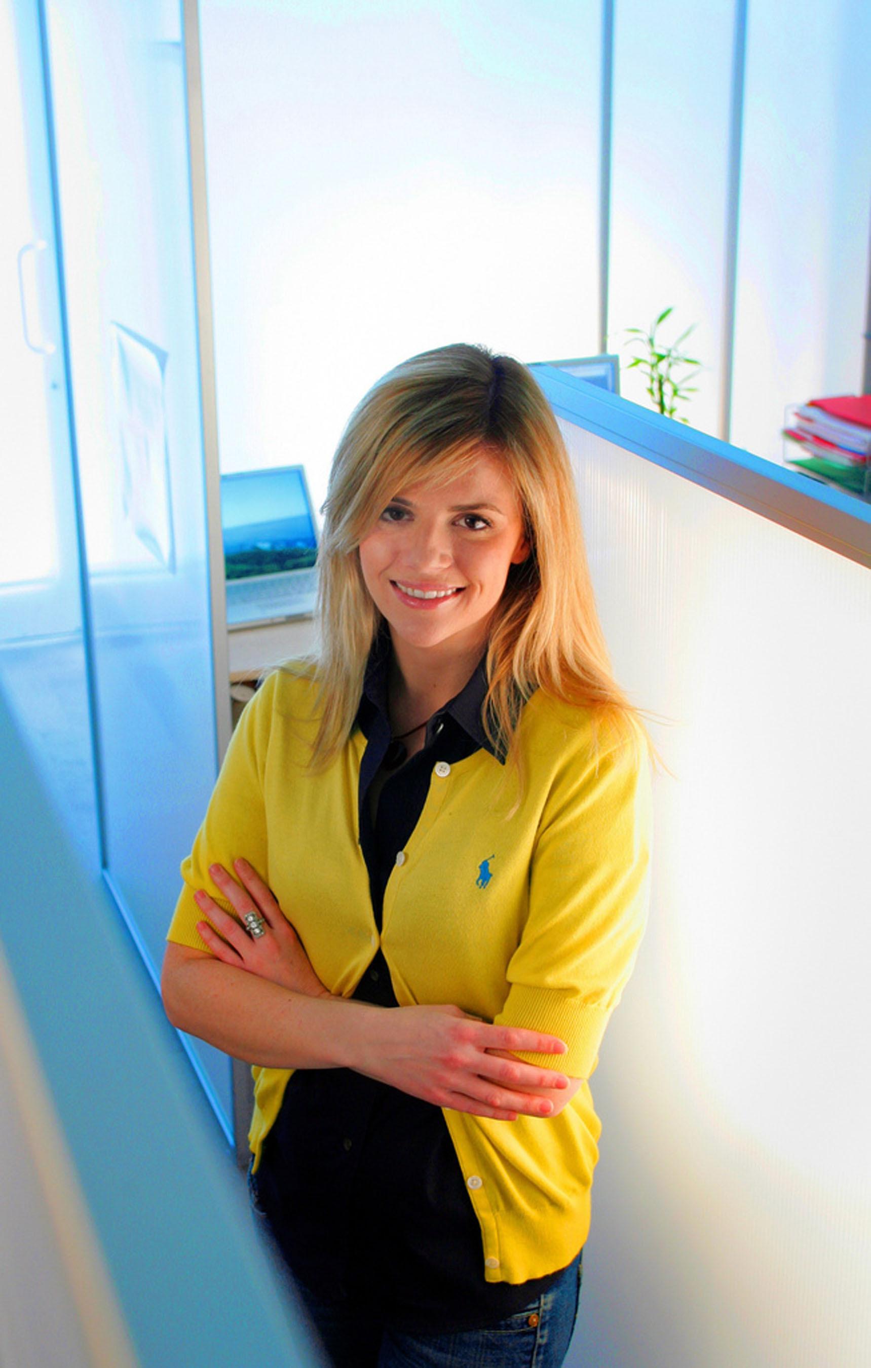 Megan Leap, Director of Content & Marketing, Online Marketing Institute.  (PRNewsFoto/PR Newswire Association LLC)