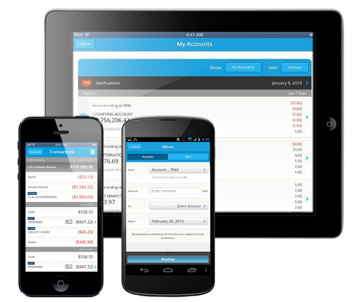 Silicon Valley Bank's simple and intuitive mobile banking app is available for businesses on Apple and ...