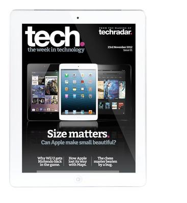 TechRadar Interactive Magazine.  (PRNewsFoto/Future plc)