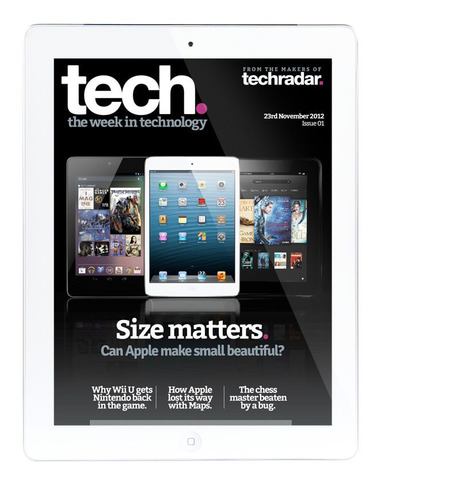 Future To Launch New Weekly Interactive Digital Magazine -- tech.