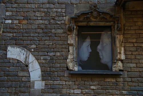 Barcelona Window Photograph by Michael K. Yamaoka.  (PRNewsFoto/Michael K. Yamaoka)