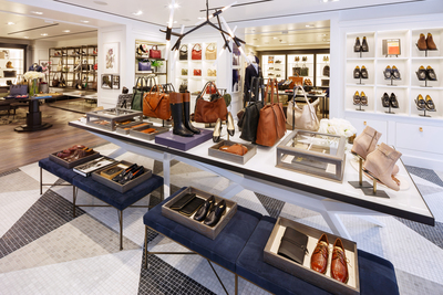 Cole Haan Ginza Store Interior (PRNewsFoto/Cole Haan)