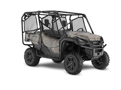 Honda Of South Carolina Begins Production Of New Pioneer 1000 Side By Side  Vehicle