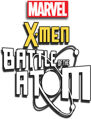 X-Men: Battle of the Atom Logo.