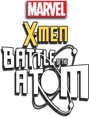 X-Men: Battle of the Atom Logo. (PRNewsFoto/Aeria Mobile) (PRNewsFoto/AERIA MOBILE)