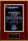 "George D. Felder Selected For ""Pittsburgh's Top Dentists 2014"" (PRNewsFoto/American Registry)"