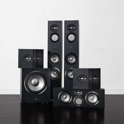 Infinity Reference Series Loudspeakers (PRNewsFoto/HARMAN International Industries)