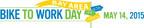 Bike to Work Day 2015 banner logo.