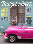 Budget Travel January/February 2016 Issue