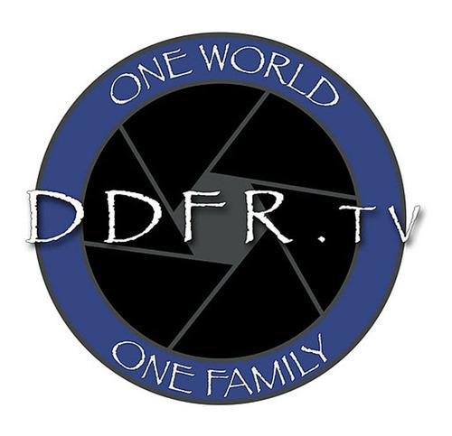 DDFR.TV logo. (PRNewsFoto/Digital Diaspora Family Reunion) (PRNewsFoto/DIGITAL DIASPORA FAMILY REUNION)